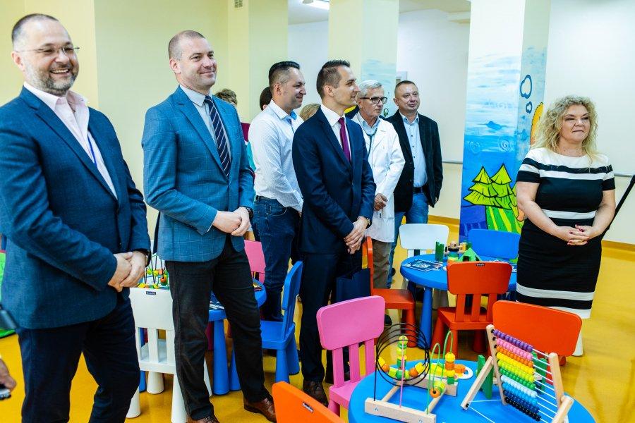 Śladami historii na Oddziale Dziecięcym dębickiego szpitala