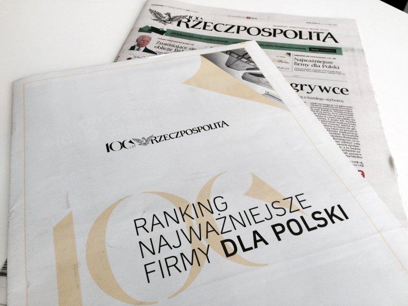Śnieżka wgronie najważniejszych firm dla Polski